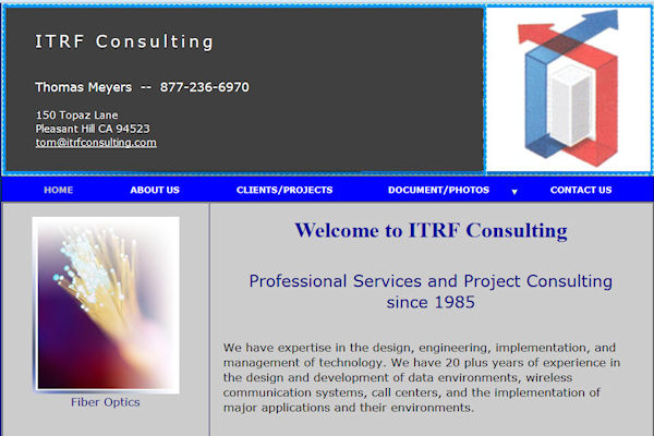 ITRF Consulting